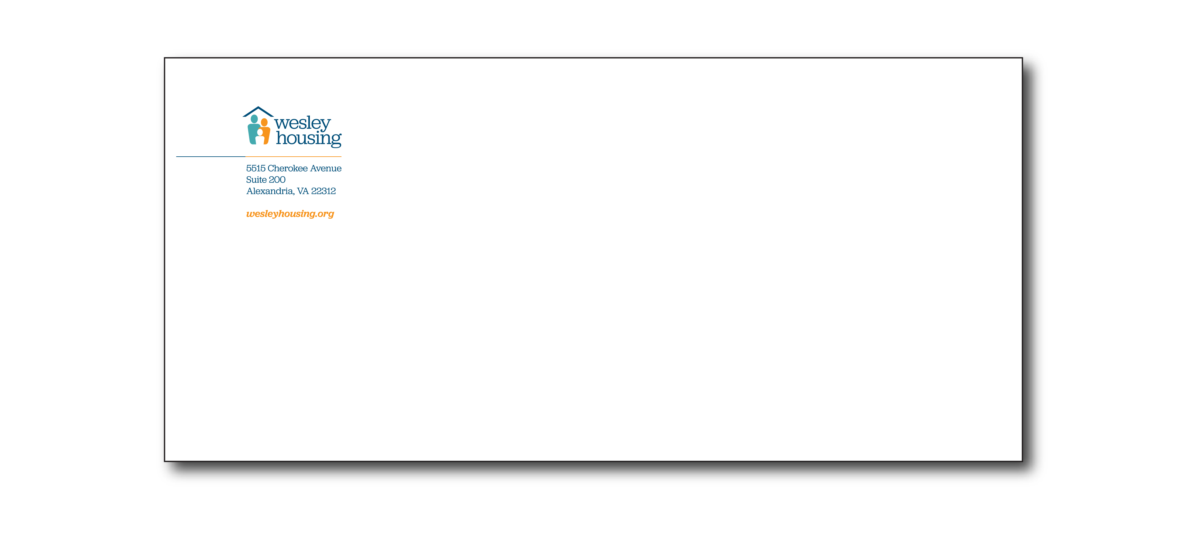 envelope template for Wesley client