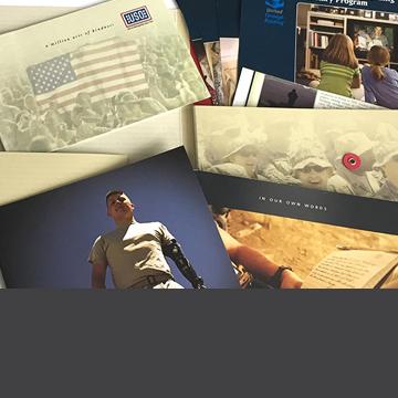 USO Print Materials