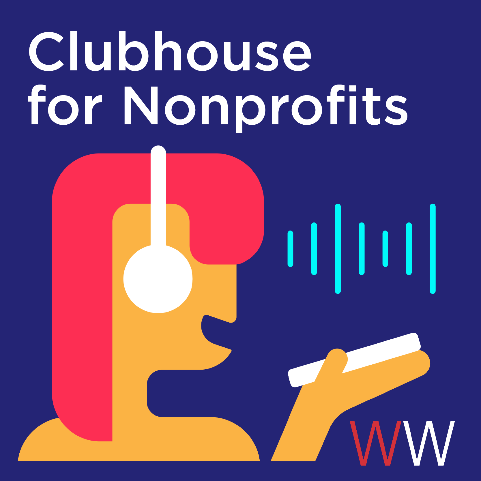 Clubhouse for Nonprofits